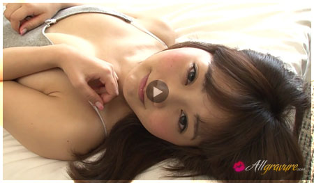Enticing Asian model Shoko Hamada in skimpy lingerie