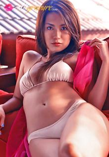 Hot Summer Girl in Thailand