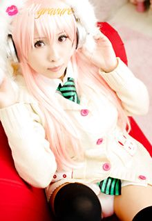 Pink Headphone 2